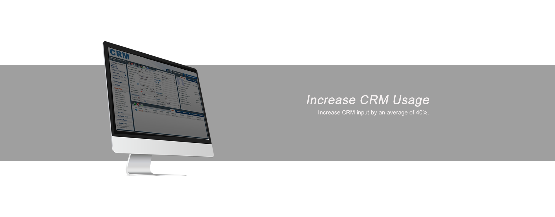 Automotive CRM Usage Increased