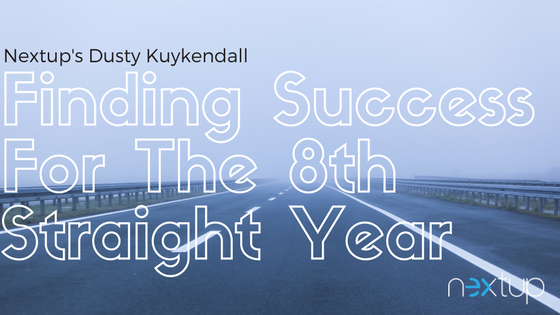 Finding Success For The 8th Straight Year