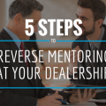 Reverse Mentoring in a Dealership