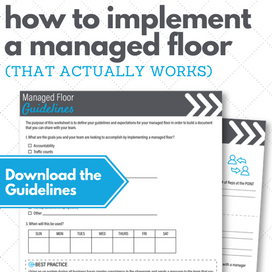 how to implement a managed floor-2