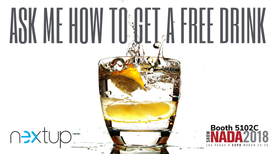 Get Free Drinks At NADA!