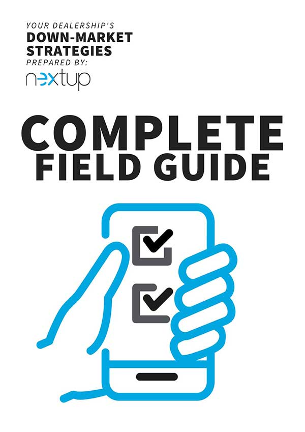 GET THE FIELD GUIDE NOW!