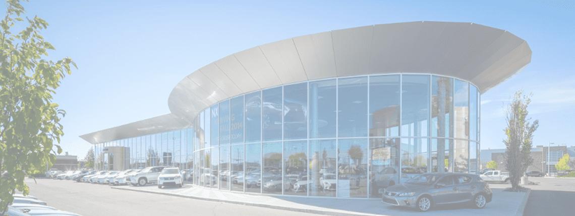 Lexus Edmonton